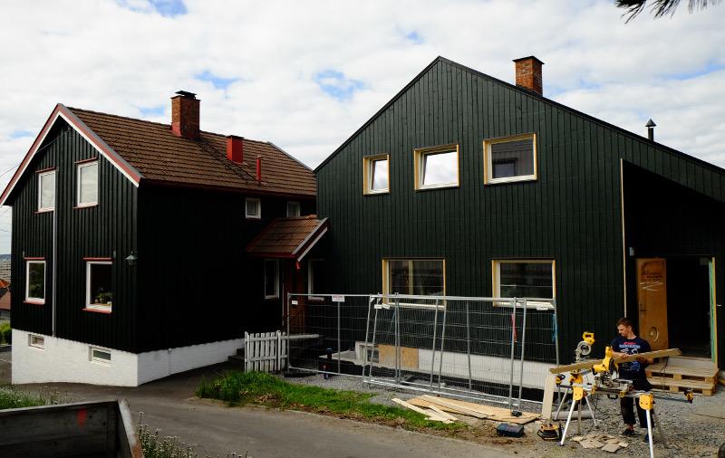 Rehabilitering av eldre hus