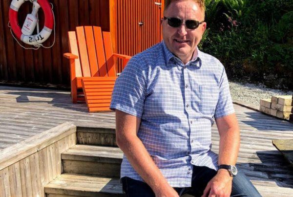 Svein Tore feirer 25 år