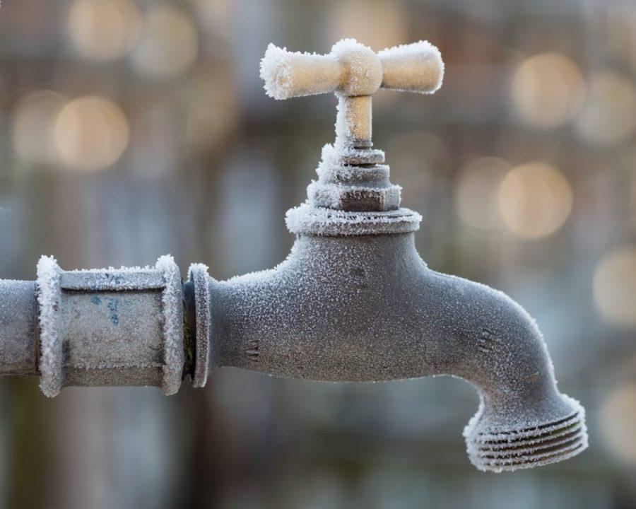 Frosne vannrør – førstehjelpstips her!